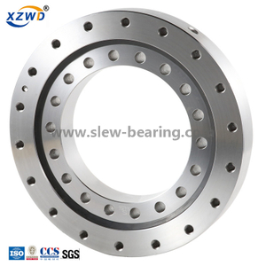 Fork lift trucks used small diameter selwing ring bearing 010.20.222 without gear on sale