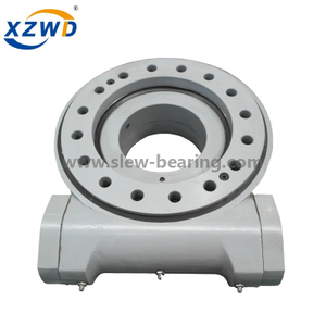 For solar panel used SE7-73-H-16R Worm drive slewing ring on sale