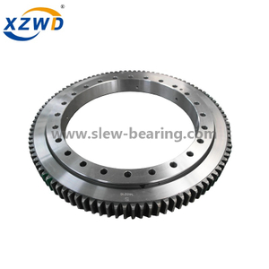 slewing ring application in wind power with External Gear
